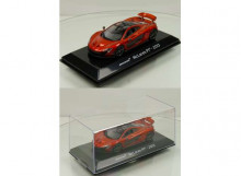 MAGAZINE MODELS 1:43 - MCLAREN P1 2013, COPPER-RED