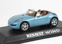 MAGAZINE MODELS 1:43 - RENAULT WIND CONCEPT CAR