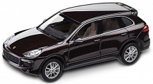 MINICHAMPS 1:43 - PORSCHE CAYENNE DIESEL 2014, DARK BROWN