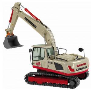NZG 1:50 - Liebherr R916 Excavator - Schlenter
