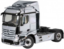 NZG 1:50 - MERCEDES BENZ FH23 STREAMSPACE 4X2 2015, CHROME