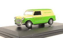 OXFORD 1:43 - MINI VAN SOUTHDOWN