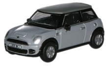 OXFORD 1:76 (00) - Pure Silver Mini (New)