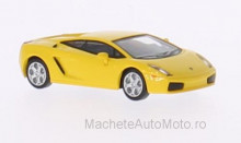 RICKO 1:87 - LAMBORGHINI GALLARDO, YELLOW