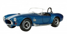 SOLIDO 1:18 - AC COBRA 427 MKII 1965, METALLIC BLUE