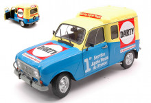 SOLIDO 1:18 - RENAULT 4 F4 1988 DARTY