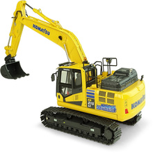 Universal Hobbies 1:50 - Komatsu HB215LC3 Hybrid Excavator