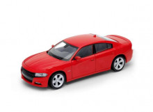 WELLY 1:24 - DODGE CHARGER R/T 2016, RED