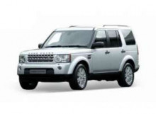 WELLY 1:24 - LAND ROVER DISCOVERY 2010, SILVER