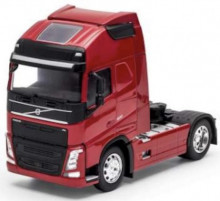 WELLY 1:32 - VOLVO FH 2016 2-AXLE, RED