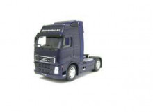 WELLY 1:32 - VOLVO FH12 GLOBETROTTER XL, BLUE