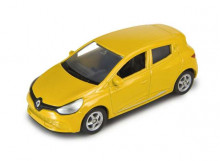 WELLY 1:64 - RENAULT CLIO RS, YELLOW