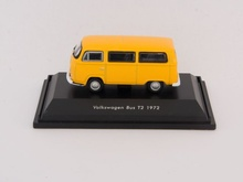 WELLY #1:87 - VOLKSWAGEN BUS T2 VON 1972 (73112)