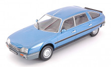 WHITEBOX 1:24 - CITROEN CX 2500 PRESTIGE PHASE 2 METALLIC BLUE