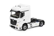 WSI 1:50 - Mercedes Actros Big Space Cab - White
