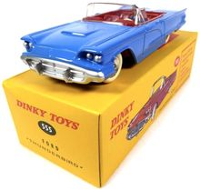 DINKY TOYS 1:43 - FORD THUNDERBIRD CONVERTIBLE 1958, BLUE