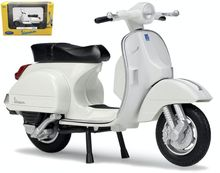 WELLY 1:18 - VESPA PX 2016, WHITE