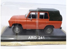 MAGAZINE MODELS 1:43 - ARO 241 *LEGENDARY CARS* ORANGE
