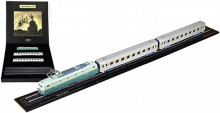 ATLAS 1:220 - MISTRAL-Z GAUGE-GREAT TRAINS OF THE WORLD