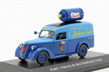 "ATLAS 1:43 - FIAT 1100 ELR 1948 ""BUTAN GAS"", BLUE"