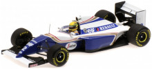 ATLAS 1:43 - WILLIAMS FW16 #2 AYRTON SENNA BRASILIEN GP 1994