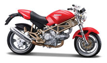BBURAGO 1:18 - DUCATI MONSTER 900