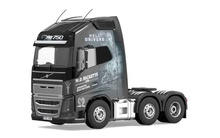 Corgi 1:50 - Volvo FH - H.D. Ricketts Ltd - cab only -