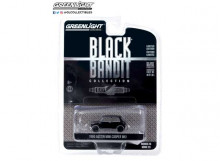 GREENLIGHT 1:64 - AUSTIN MINI COOPER 1960 MKI *BLACK BANDIT SERIES 23*, BLACK
