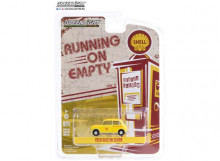 GREENLIGHT 1:64 - AUSTIN MINI COOPER S 1959 SHELL OIL *RUNNING ON EMPTY SERIES 11*, YELLOW
