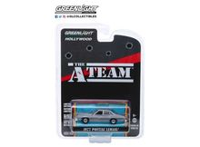 GREENLIGHT 1:64 - PONTIAC LEMANS 1977 'THE A-TEAM 1983-87 TV SERIES' 'HOLLYWOOD SERIES 25', GREY