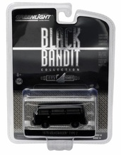 GREENLIGHT 1:64 - VOLKSWAGEN T2 BUS 1978, 'BLACK BANDIT SERIES 14', BLACK