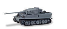 HERPA 1:87 - Heavy Tank Tiger Vers. H1 - decorated - Russia