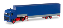 HERPA 1:87 - MiniKit: DAF 3300 with Jumbo canvas trailer