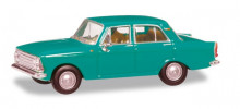 HERPA 1:87 - Moskwitsch 408, mint turquoise