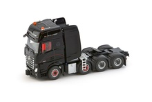 IMC Models 1:50 - Mercedes Benz Actros Gigaspace 8x4 Black Star