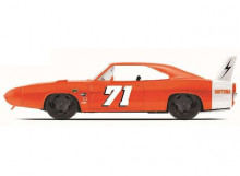 JADA 1:24 - DODGE CHARGER DAYTONA 1969 #71, ORANGE/WHITE