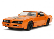 JADA 1:24 - PONTIAC FIREBIRD 1977, METALLIC ORANGE (BIG TIME MUSCLE)