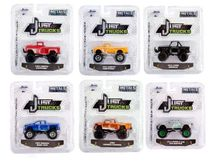 JADA 1:64 - JUST TRUCKS ASSORTMENT - 1 BUCATA