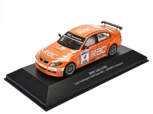 MAGAZINE MODELS 1:43 - BMW 320SI (E90) - BTCC CHAMPION