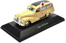 MAGAZINE MODELS 1:43 - EMW 340 KOMBI 1953, AMBULANCE COLLECTION