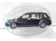 MAGAZINE MODELS 1:43 - FIAT STILO SW, DARK GREEN