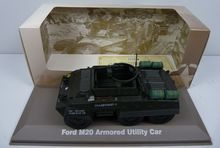 MAGAZINE MODELS 1:43 - FORD M20 ARMORED UTILITY CAR