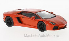 MAGAZINE MODELS 1:43 - LAMBORGHINI AVENTADOR LP 700-4, DARK ORANGE
