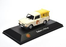 MAGAZINE MODELS 1:43 - TRABANT 1.1 PICK-UP DDR AUTO KOLLEKTION