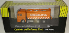 MAGAZINE MODELS 1:72 - MAN F2000 - DEFENSA CIVIL