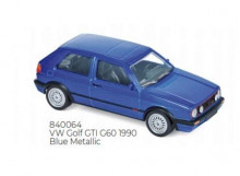 NOREV 1:43 - VOLKSWAGEN GOLF GTI 1990 G60 JET CAR, BLUE METALLIC