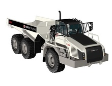 NZG 1:50 - Terex Ta400, Articulated Dump Truck, generation 10