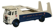 OXFORD 1:76 (00) - BMC Car Transporter