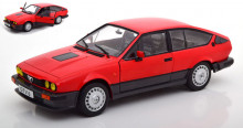 SOLIDO 1:18 - ALFA ROMEO GTV6 1984 RED