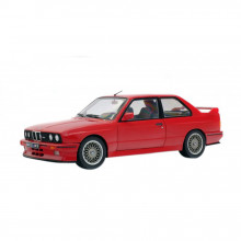 SOLIDO 1:18 - BMW E30 1986 RED